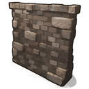 High External Stone Wall