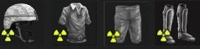 Противорадиационный скафандр - Radiation Suit