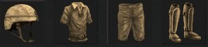 Броня из ткани - Cloth Armor