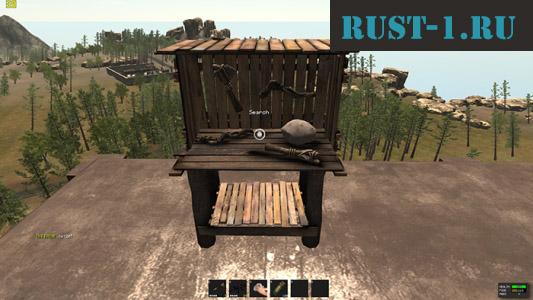 реммонт вещей rust