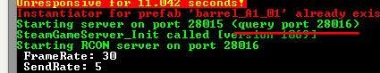 rusted управление сервером
