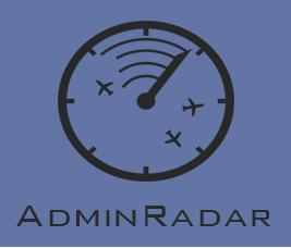 Плагин Admin Radar