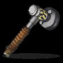 Крафт - Самодельный молот (Salvaged Hammer)