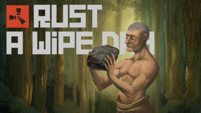 Как сделать Вайп (Wipe) сервера Rust
