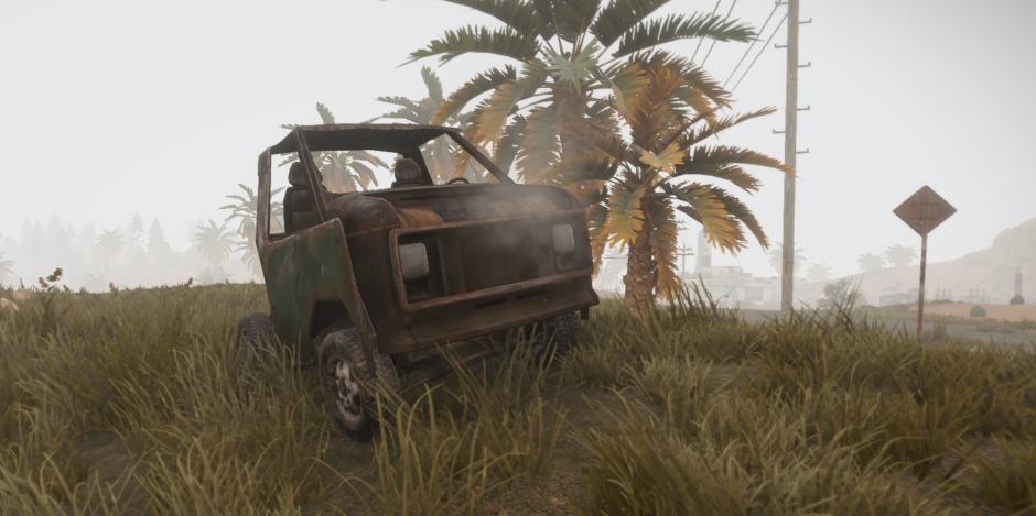 Как сделать машину в Rust