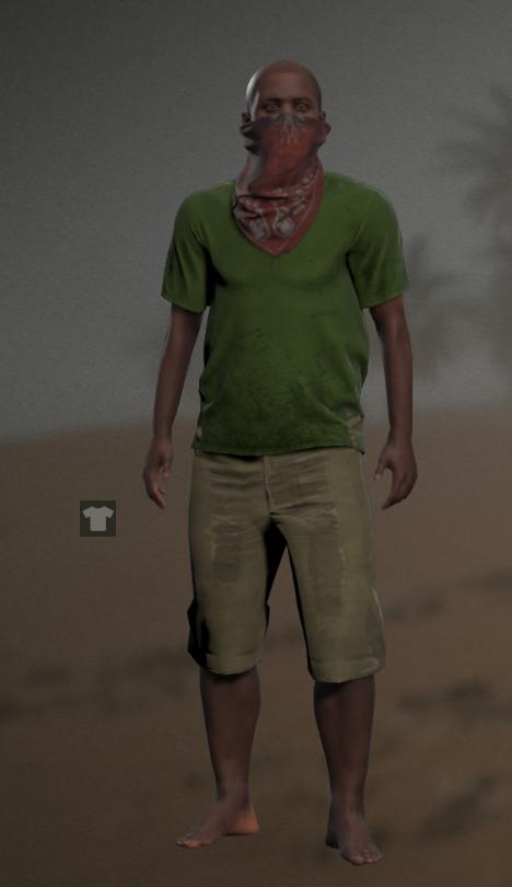 Как создать персонажа в Rust